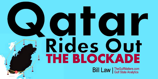 Qatar Rides Out the Blockade