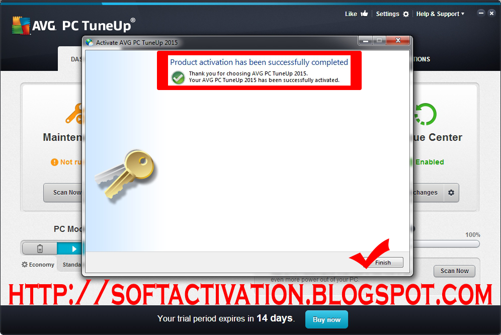 How to Install AVG PC TuneUp 7