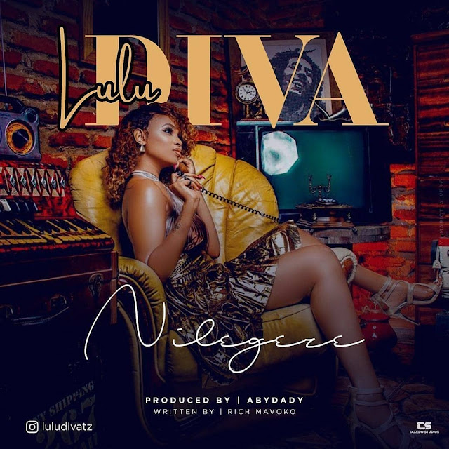 Lulu Diva - Nilegeze (Audio)