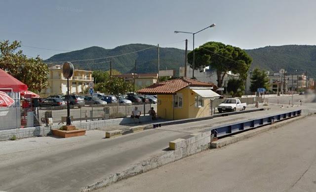 Ηγουμενίτσα: Σε δημοπρασία η γεφυροπλάστιγγα Λιμένα Εσωτερικού