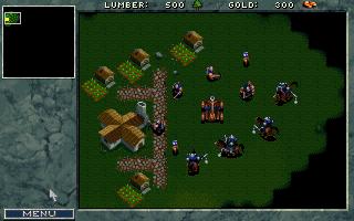Warcraft Orcs Humans Walkthrough Human Campaign Map 7