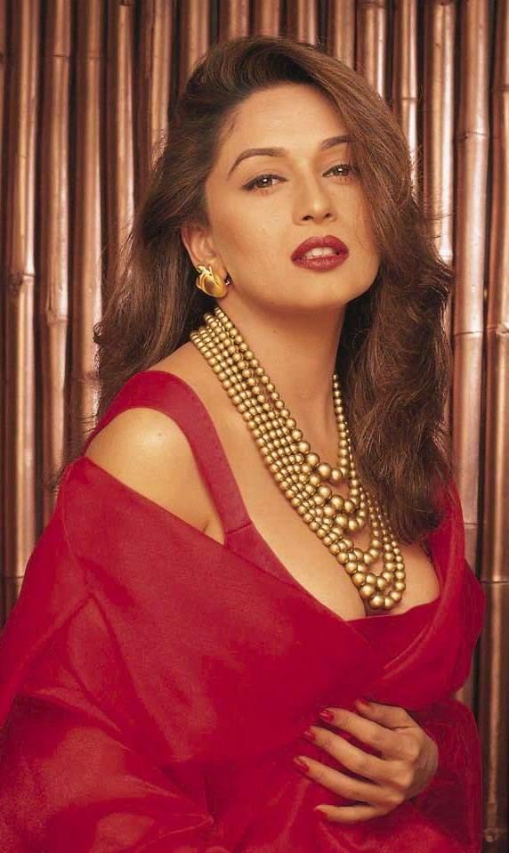 Madhuri nude bollywood dixit actress