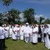 Kemenag Gelar Praktek Menasik Haji Kloter 13 Payakumbuh