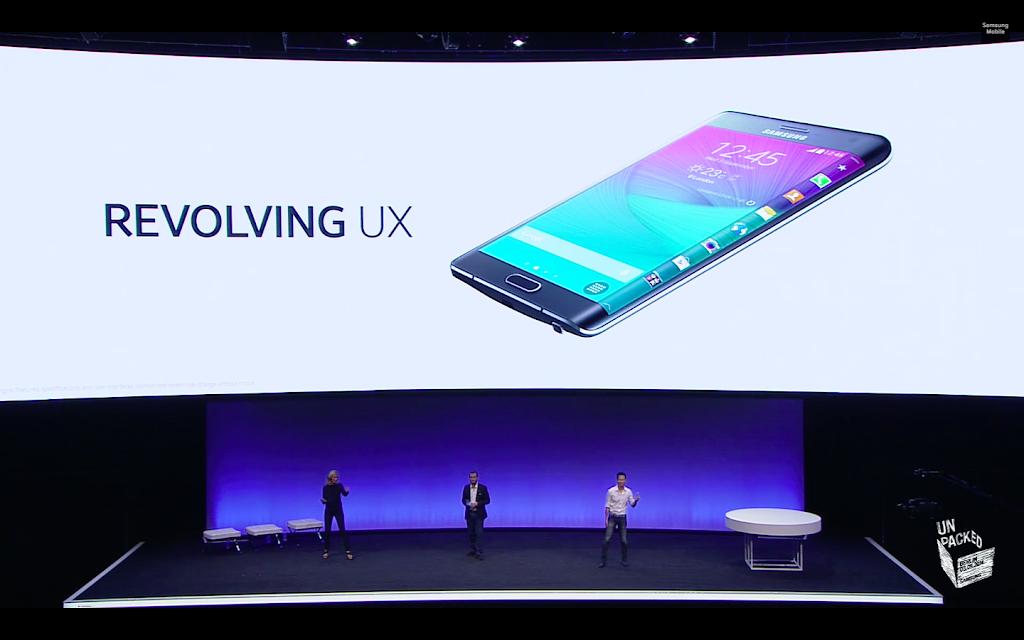 [IFA 2014]三星4大新品,首款曲屏手機、獨立上網智慧錶亮相