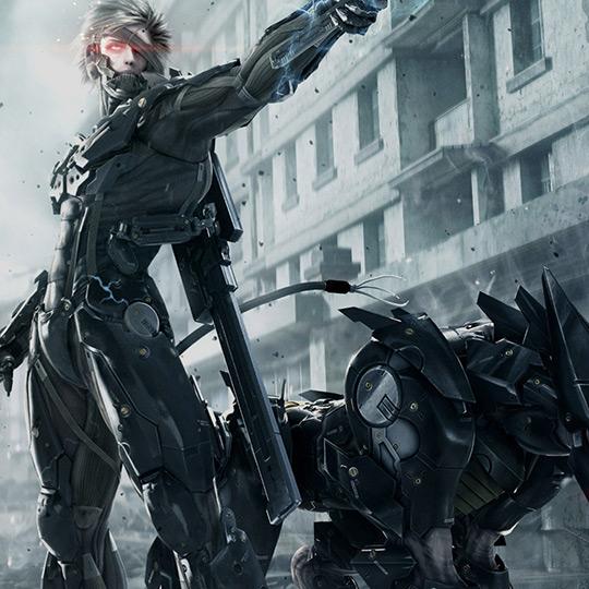 Metal Gear Wallpaper Engine