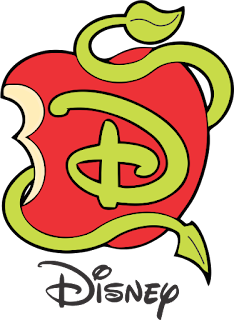 logo descendentes disney Descendants