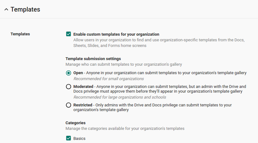 g suite updates blog save time with new custom templates in docs