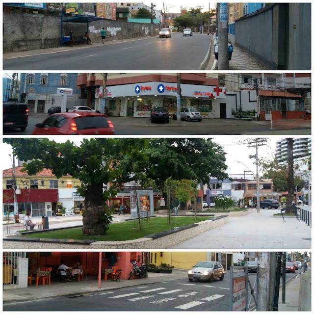 Prefeitura tem explicação técnica para a mudança do ponto de ônibus
