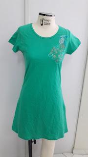 Kit de roupas femininas
