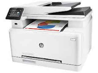 Picture HP Color LaserJet Pro MFP M277dw Printer