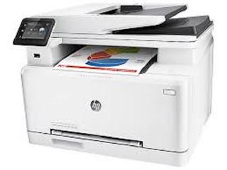 Picture HP Color LaserJet Pro MFP M277dw Printer