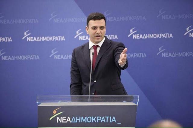 Κικίλιας κατά Τόσκα για τις αναφορές του στην «Ομάδα Δέλτα»