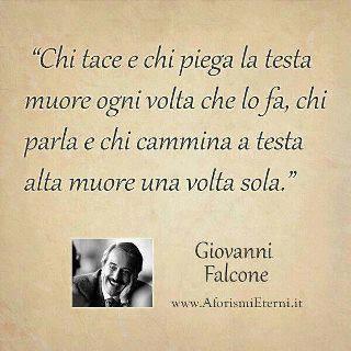 Giovanni Falcone Frasi Celebri