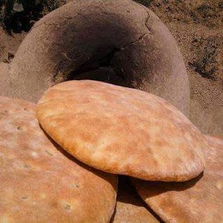 خبز الفرنة