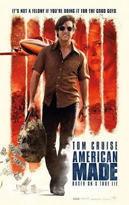American Made [2016] V4 *Latino 5.1* [NTSC/DVDR- Custom BD] Ingles, Español Latino