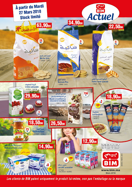 catalogue bim mardi 27 mars 2018