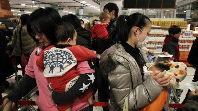 La dura razón por la que en Japón nacen pocos bebés