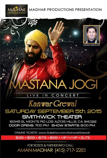August 2015 | Indian Events 2018 in US & Canada