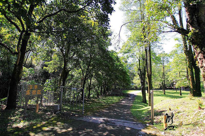 賽德克木屋|川中島木屋|露營區|隱藏版彩虹大地
