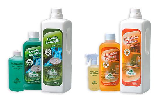 Ecotips productos de limpieza ecol gicos - Productos de limpieza ecologicos ...