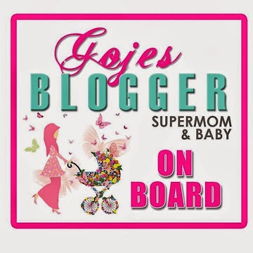 GOJES BLOGGER SUPERMOM