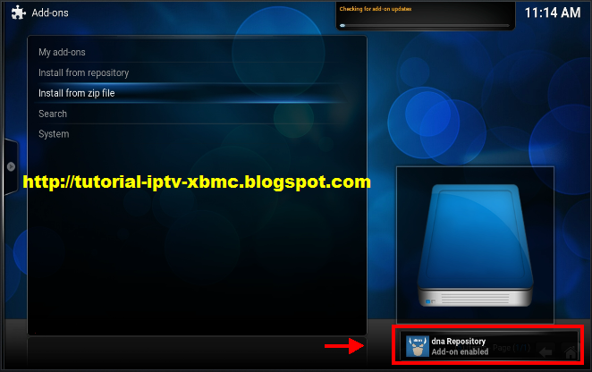IPTV Stalker Tv Add-On For Kodi / Xbmc,Download,How to