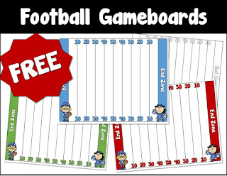 Free Football Game Boards
