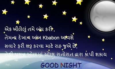 romantic good night shayari for boyfriend