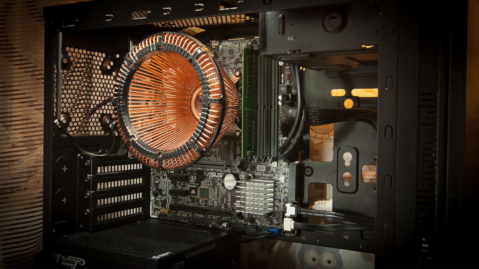 How To Build A Home From A Older Pc