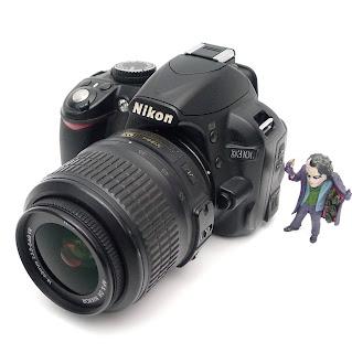 Kamera DSLR Nikon D3100 Di Malang