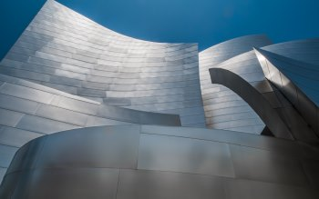 Wallpaper: Walt Disney Concert Hall