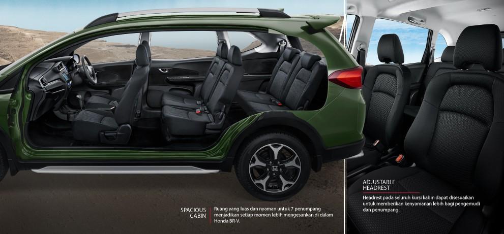 Kabin Honda BR-V