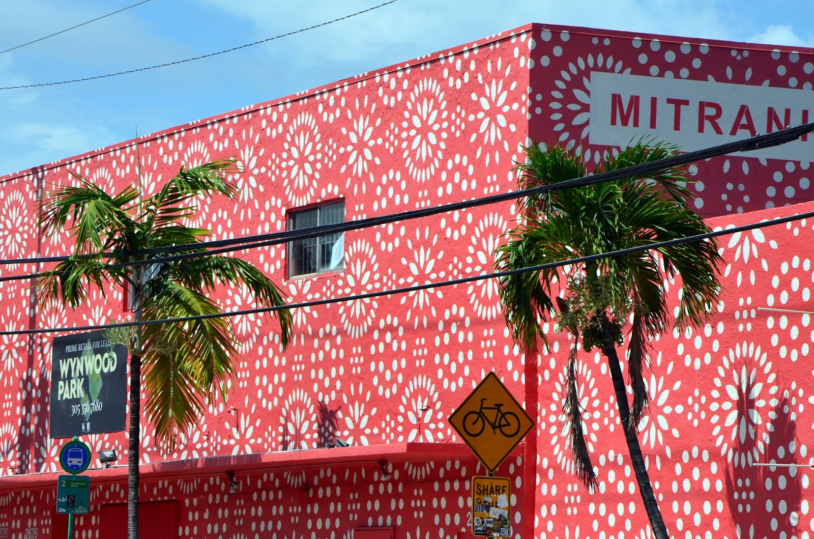 Wynwood walls miami floride usa juin 2017