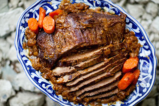 Beef Brisket Pot Roast - Beef Recipes | Quick Beef Recipe Beef Brisket Pot Roast Recipe Tips