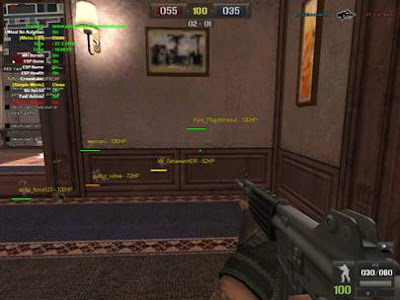 point blank indonesia PKL