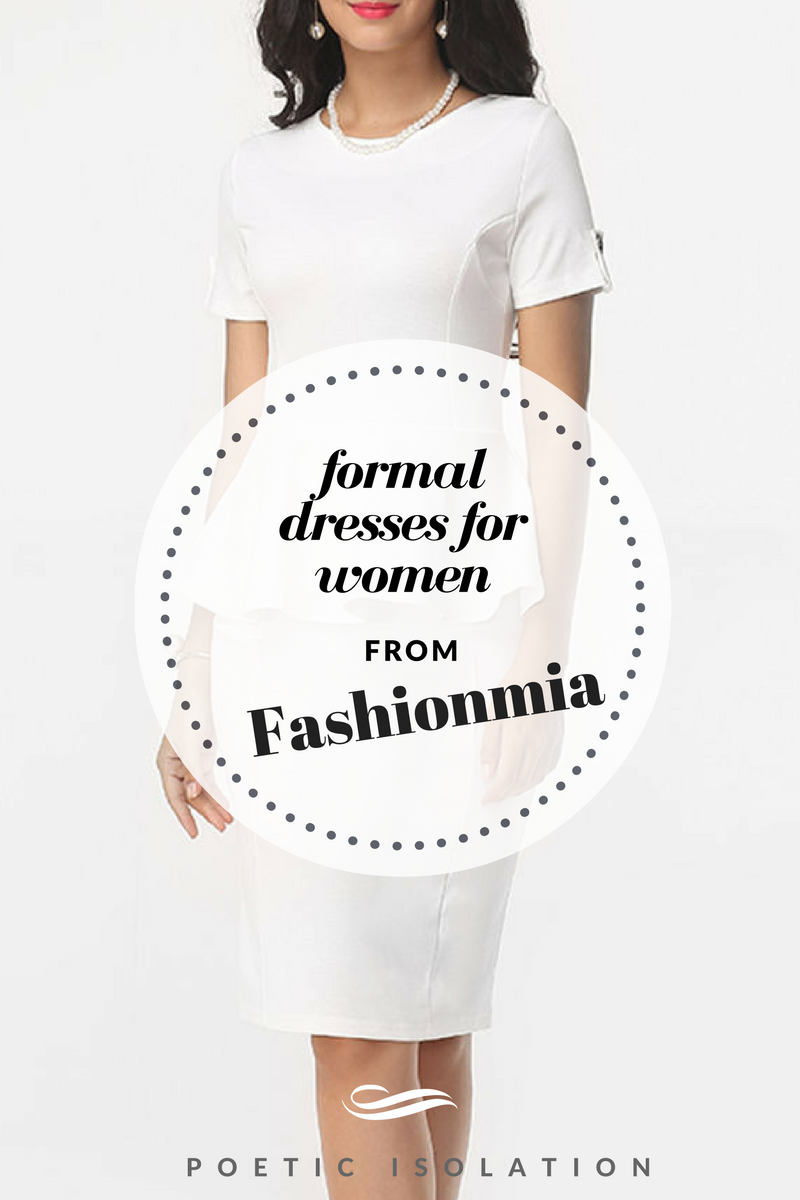 6707dd3224 Formal Dresses for Women from Fashionmia