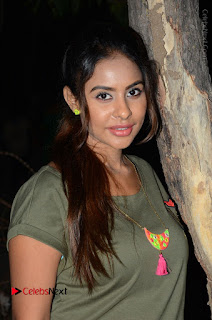 Actress Sri reddy (apthatrust director) Distrubuted Blankets for Orphans at Sai Baba Temple  0006.JPG