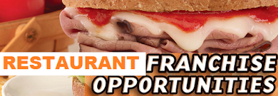 Restaurant Franchise Opportunities