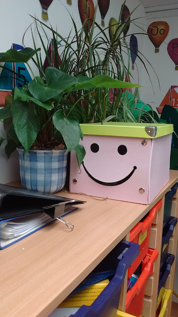 A Smiling Box