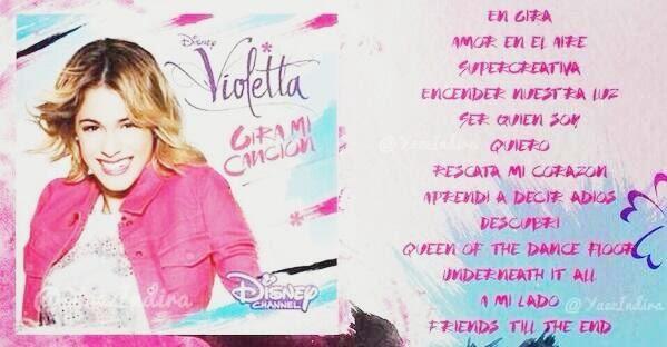 Violetta Gira Mi Cancion 2014 Identi
