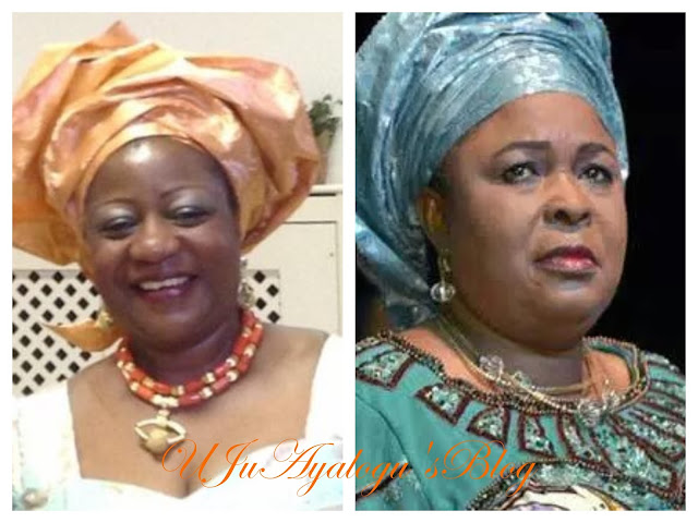 Presidential Aide gives hint on why EFCC is after Patience Jonathan