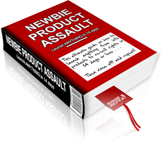 Newbie product assault