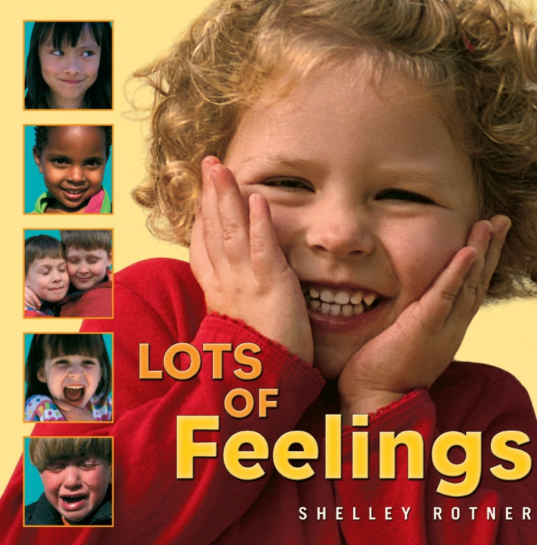 Emotions book - Children's books about emotions and feelings for preschoolers