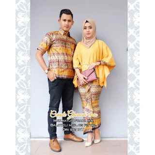 Batik Couple Batik Batwing Ganesha