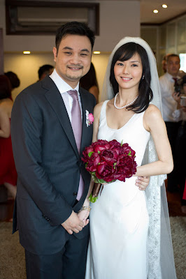 Stephanie Sun wedding