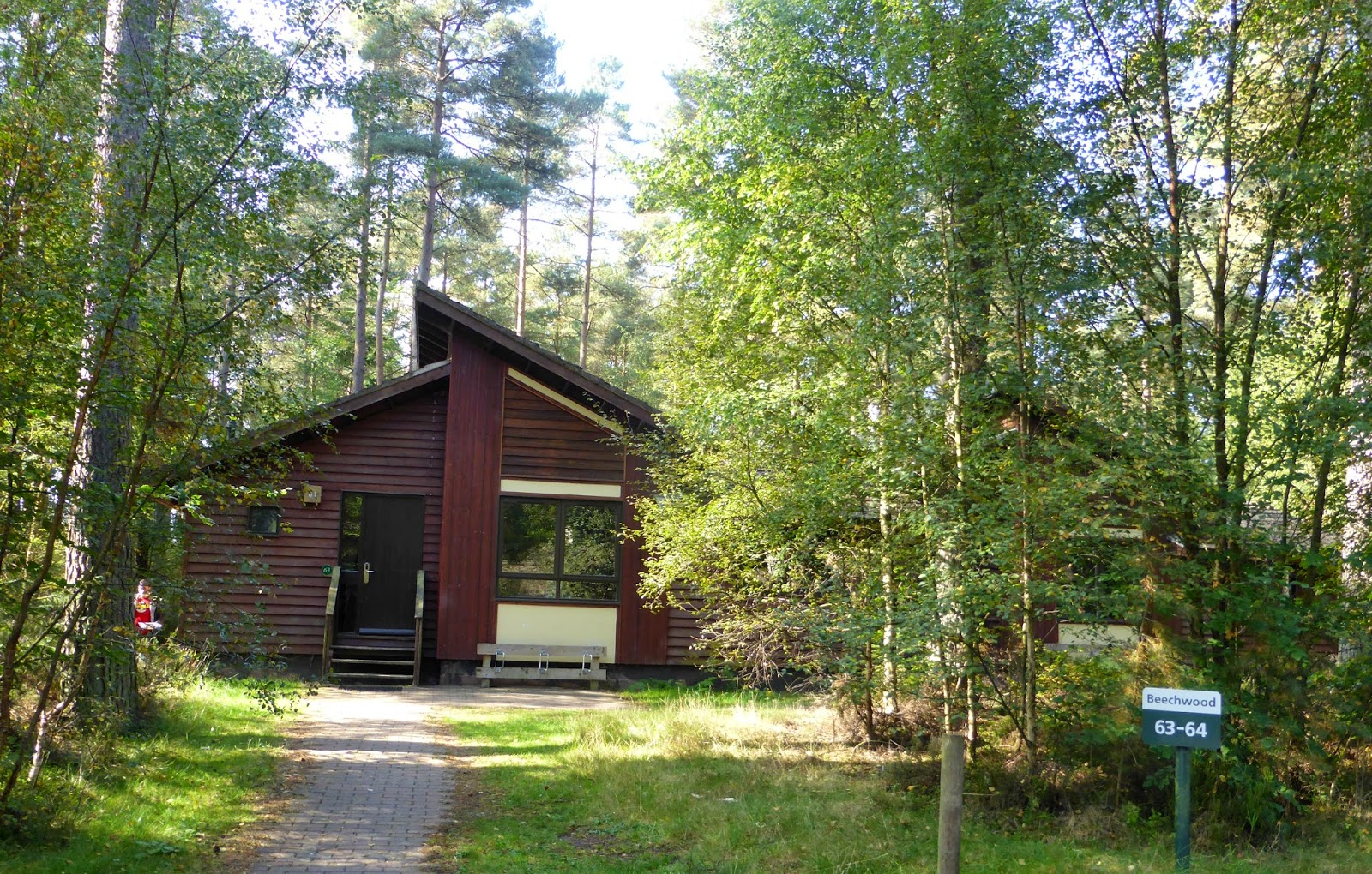 A Week At Center Parcs Whinfell Forest Cumbria New Girl In Toon