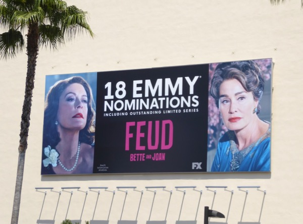 Feud 18 Emmy nominations billboard
