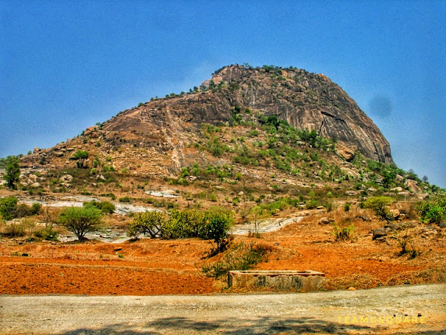 Kabbaladurga Fort, Karnataka