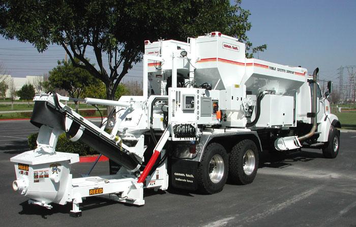 Concrete Pumps Concrete Pump And Volumetric Concrete