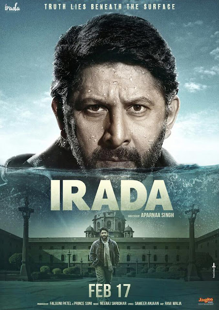 Irada Movie Posters 2017 Featuring Arshad Warsi